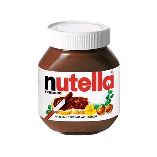 شکلات صبحانه نوتلا آلمان Nutella وزن 350 گرم |