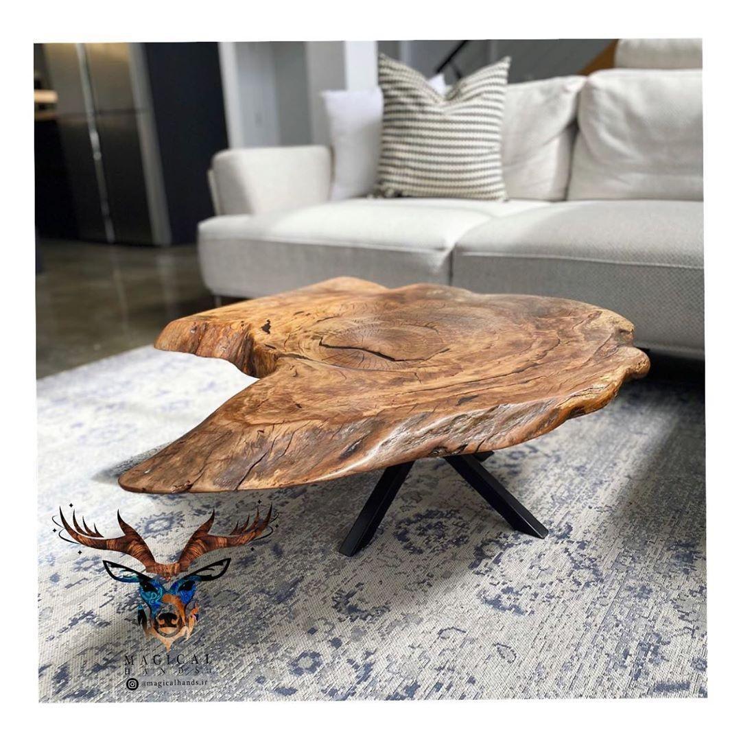 تصویر کد122-میز جلو مبلی