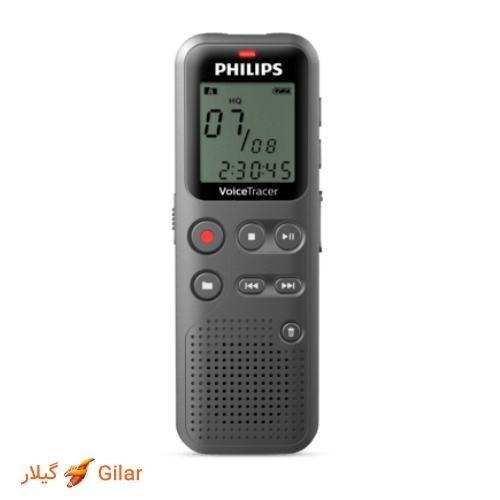 تصویر ضبط کننده دیجیتالی صدا فیلیپس مدل DVT1110