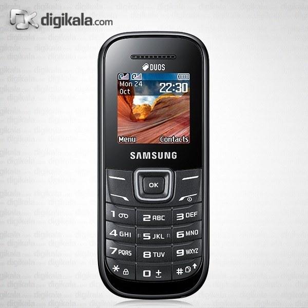 img گوشی موبایل سامسونگ جی تی ای 1207 تی Samsung GT-E1207T Mobile Phone