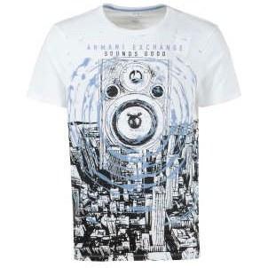 تی شرت مردانه آرمانی اکسچنج مدل 3ZZTDSZJH44-1100