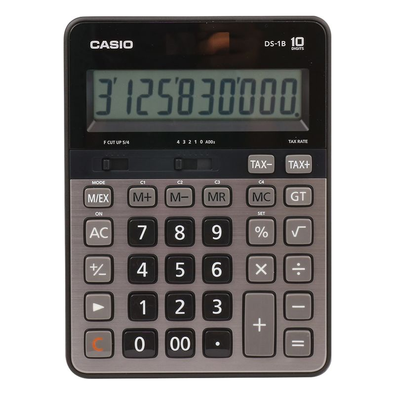 main images ماشین حساب DS-1B کاسیو Casio DS-1B Calculator