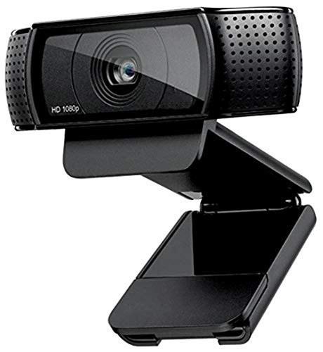 وب کم HD Pro C920 ، فراخوانی و ضبط ویدیو با صفحه گسترده ، دوربین 1080P ، وب کم لپ تاپ یا لپ تاپ