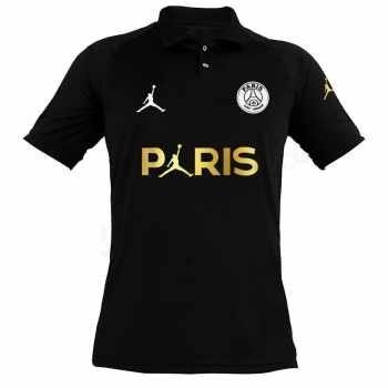 پولوشرت مردانه طرح پاریس مدل gold paris |