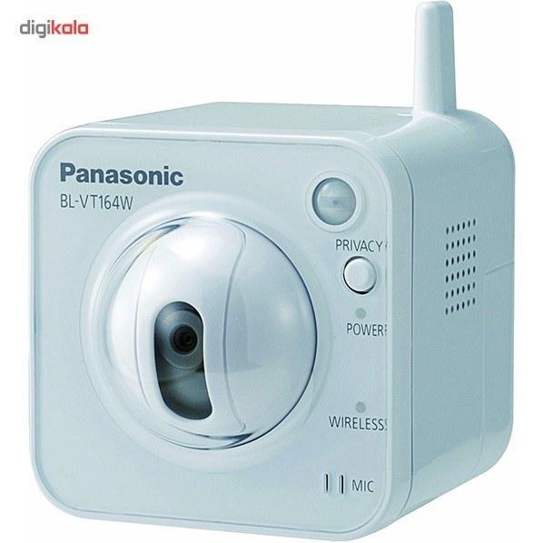 img دوربین تحت شبکه پاناسونیک مدل BL-VT164WE Panasonic BL-VT164WE Network Camera
