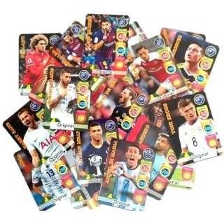 بازی فکری طرح کارت فوتبالی مدل FIFA WORLD CUP RUS بسته ۱۶ عددی |
