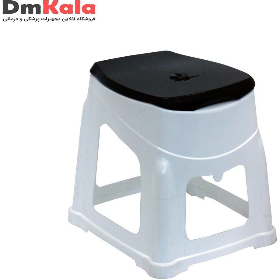 توالت فرنگی پلاستیکی ۱۵۱۰ | Plastic toilets