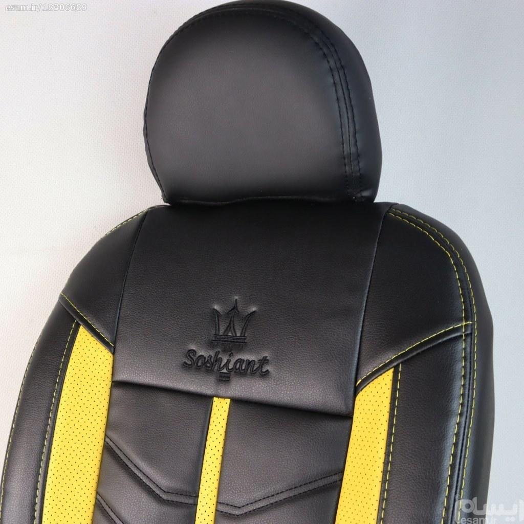 روکش صندلی خودرو مناسب برای پژو 206