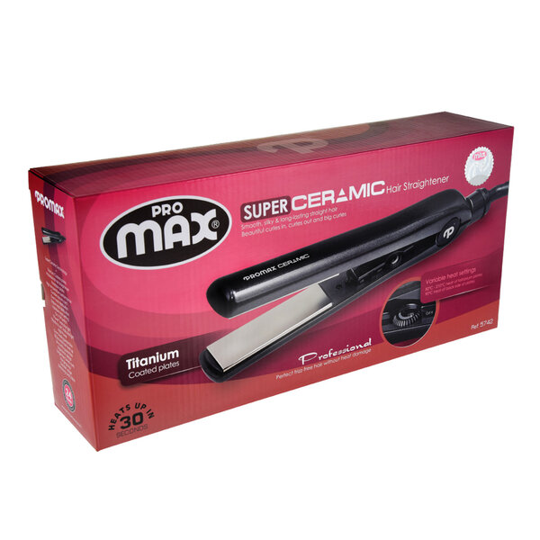 تصویر اتو مو پرومکس مدل 5742 Promax 5742 Hair Iron