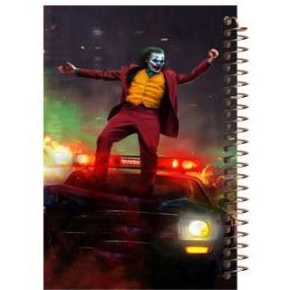 دفتر یادداشت آف تاب شهر طرح جوکر کد 4132 |