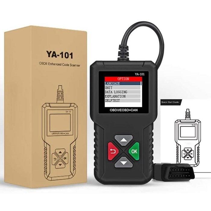 تصویر دستگاه دیاگ خودرو مدل YA101