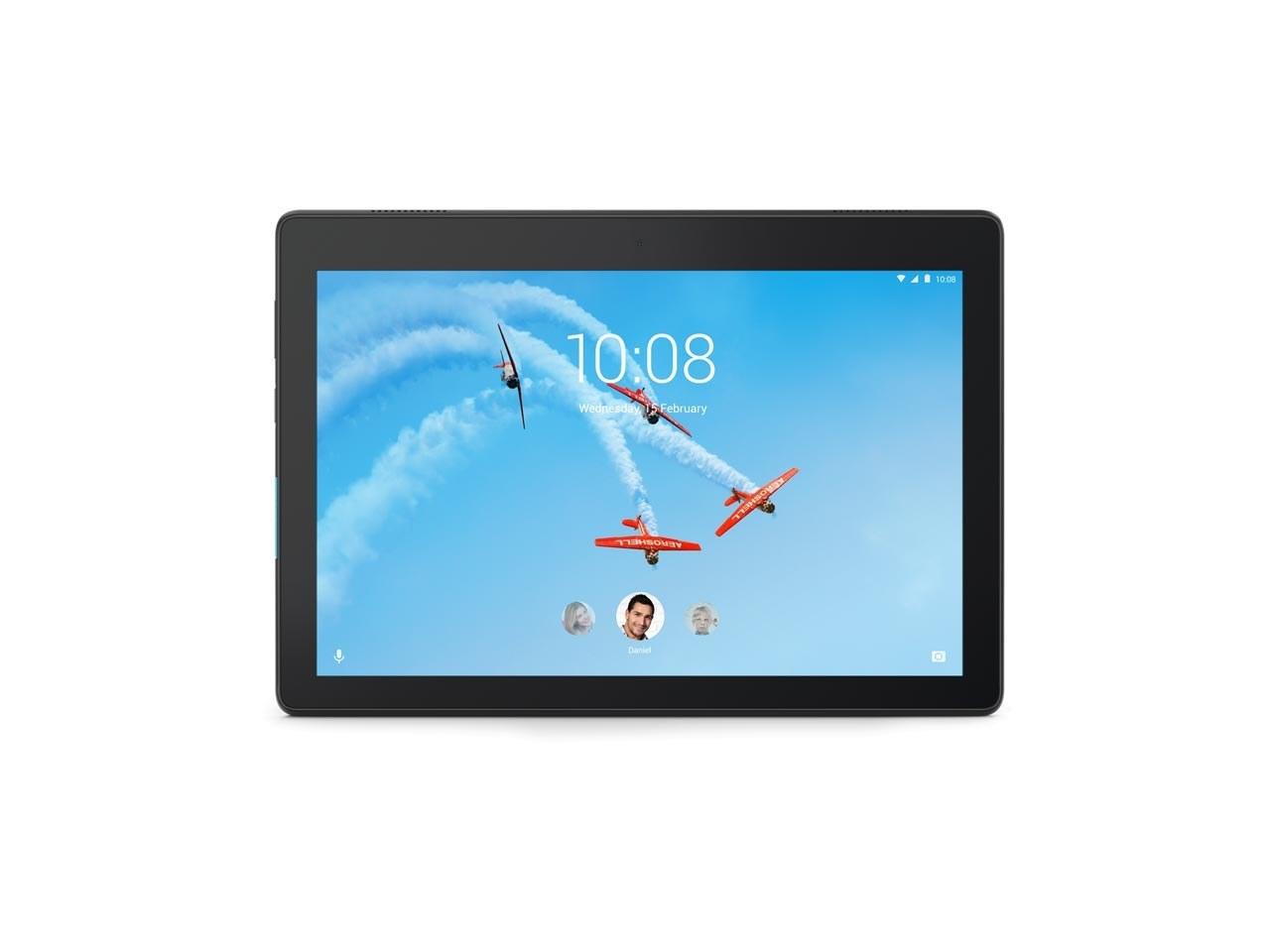 Lenovo Tab E10  X104X-16GB-LTE-Black | تبلت لنوو تب ای 10 X104X ظرفیت 16 گیگابایت
