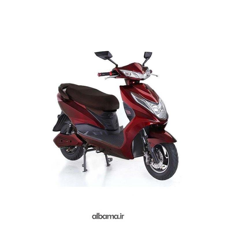 موتور سیکلت برقی EL504 نیرو محرکه |