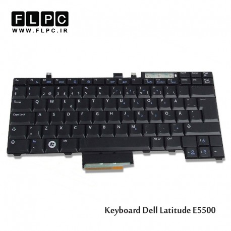 کیبورد لپ تاپ دل Dell Laptop Keyboard Latitude E5500