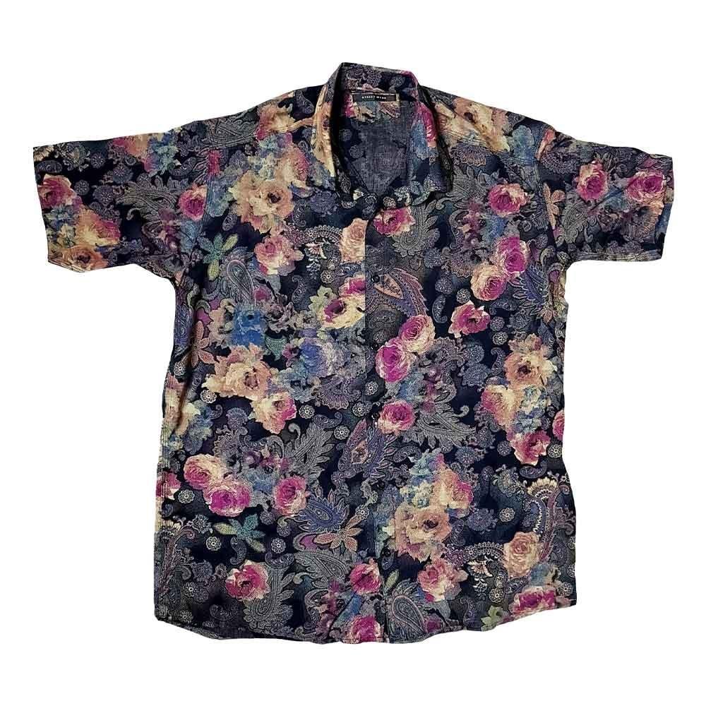 تصویر پیراهن هاوایی سایز بزرگ 124148-144