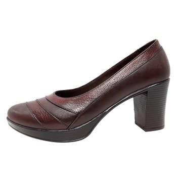 کفش زنانه روشن کد 7050 کد 02  