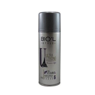 اسپری حالت دهنده مو اولترا استرانگ بیول مناسب انواع مو 150 میلی لیتر