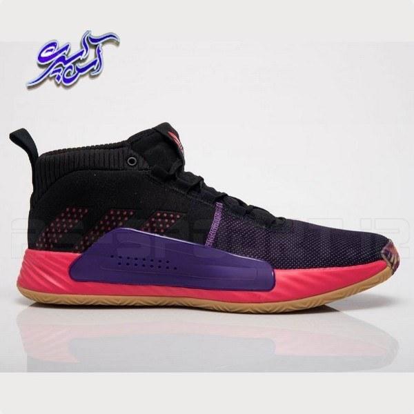 کفش بسکتبال و والیبال آدیداس مدل دم ۵ (ADIDAS DAME 5)