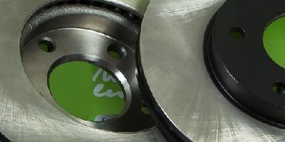 تصویر دیسک چرخ جلو ریو اتوماتیک