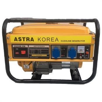 تصویر موتوربرق 3.5 کیلو وات مدل AST3700 آسترا AST3700