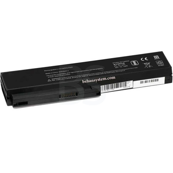 تصویر باتری لپ تاپ LG مدل R410