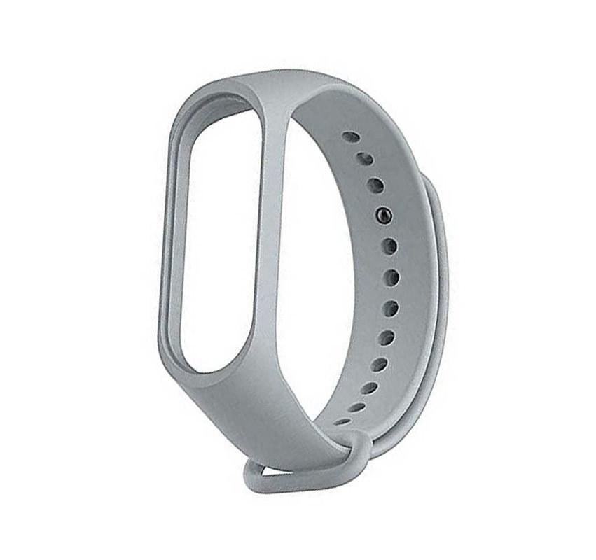 تصویر بند دستبند سلامتی Xiaomi Mi Band 3 /4 سیلیکونی