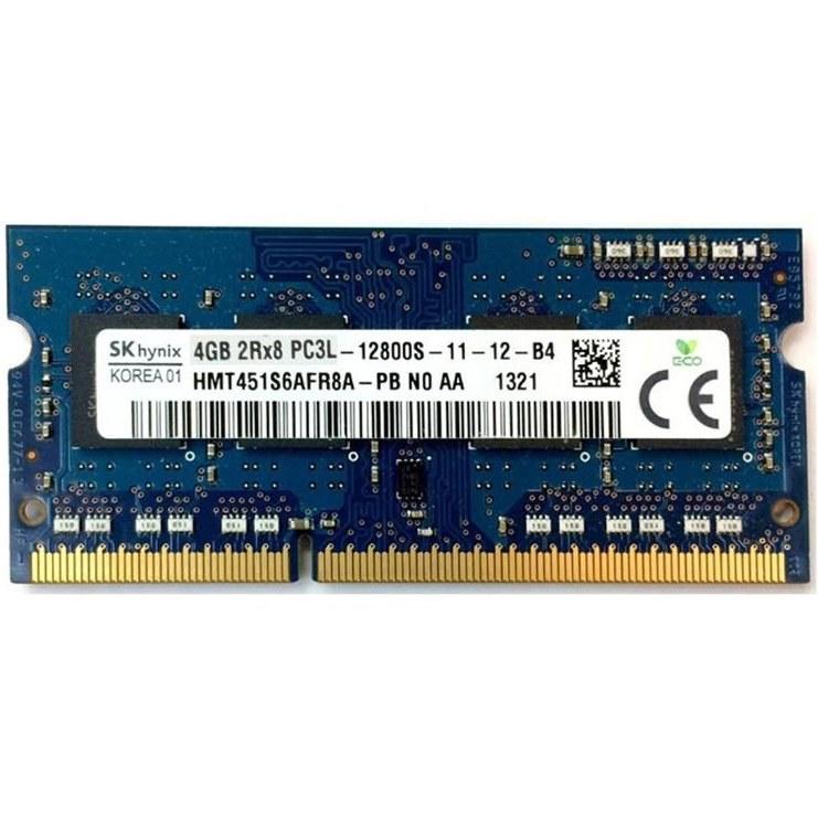 main images رم لپ تاپ اسکای هاینیکس مدل DDR3L 4GB 12800S MHzl Sky Hynix DDR3 12800s MHz RAM - 4GB