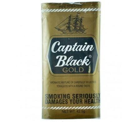 توتون پیپ برند کاپیتان بلک مدل Gold |