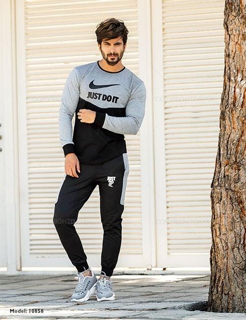 ست بلوز و شلوار مردانه Nike مدل 10858 |