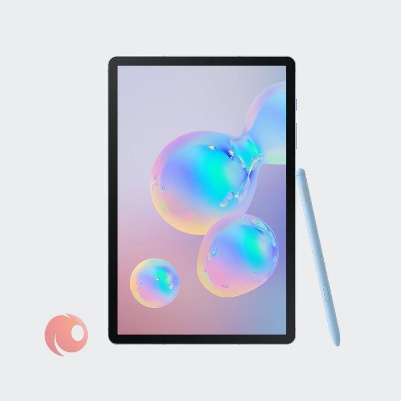 تصویر تبلت سامسونگ مدل Galaxy TAB S6 Lite ظرفیت 64 گیگابایت