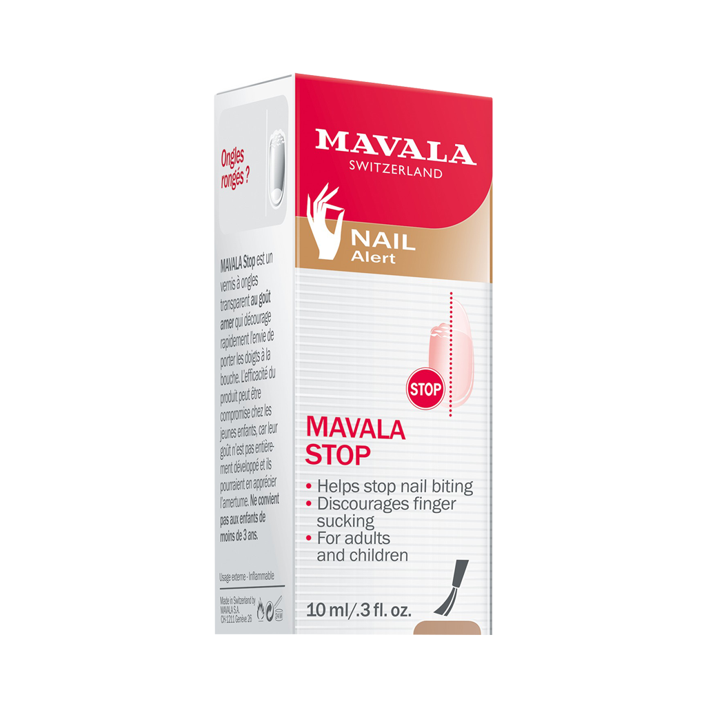 محلول ماوالا استاپ ماوالا جلوگیری از جویدن ناخن ۱۰ میلی لیتر