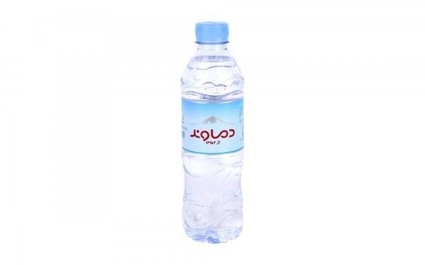 تصویر آب معدنی دماوند مقدار 500 میلیلیتر