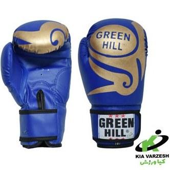 تصویر دستکش بوکس فوم گرین هیل پاکستانی ا green hill foam boxing gloves green hill foam boxing gloves