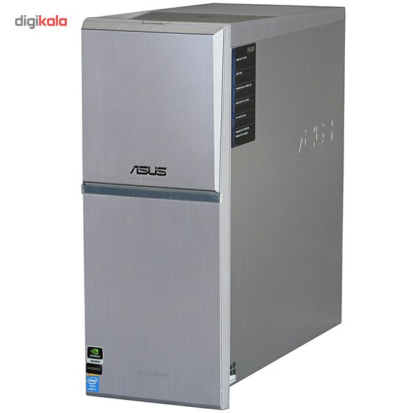 تصویر کامپیوتر ایسوس M70AD BH001D Computer ASUS M70AD BH001D