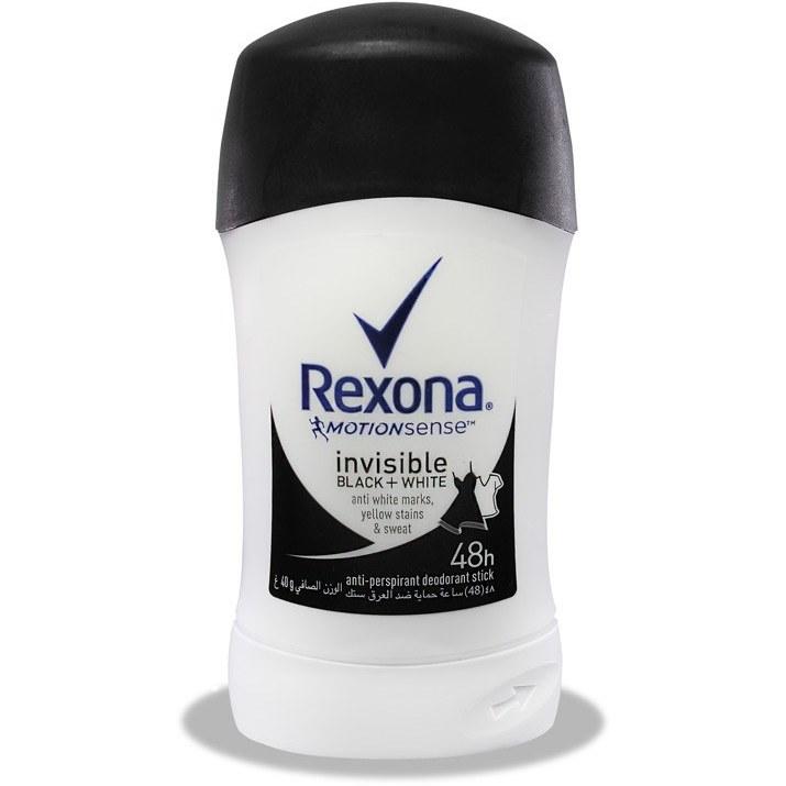 استیک ضد تعریق بلک اند وایت رکسونا Rexona Black&White