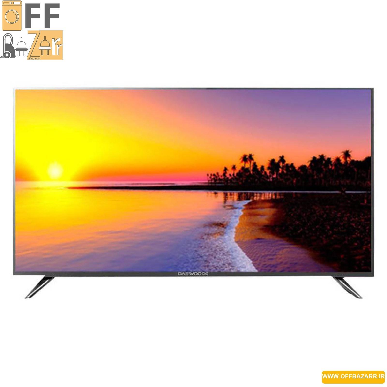 تصویر تلویزیون دوو مدل DLE-K4300 Daewoo DLE-K4300 LED TV