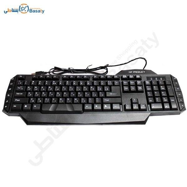 main images قیمت خرید کیبورد USB ایکس پی مدل 1700 XP KB-1700 keyboard
