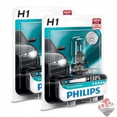 تصویر لامپ خودرو h1 فیلیپس