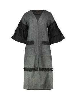 پالتو بلند زنانه مدل ناتاشا | Women Long Coat Natasha