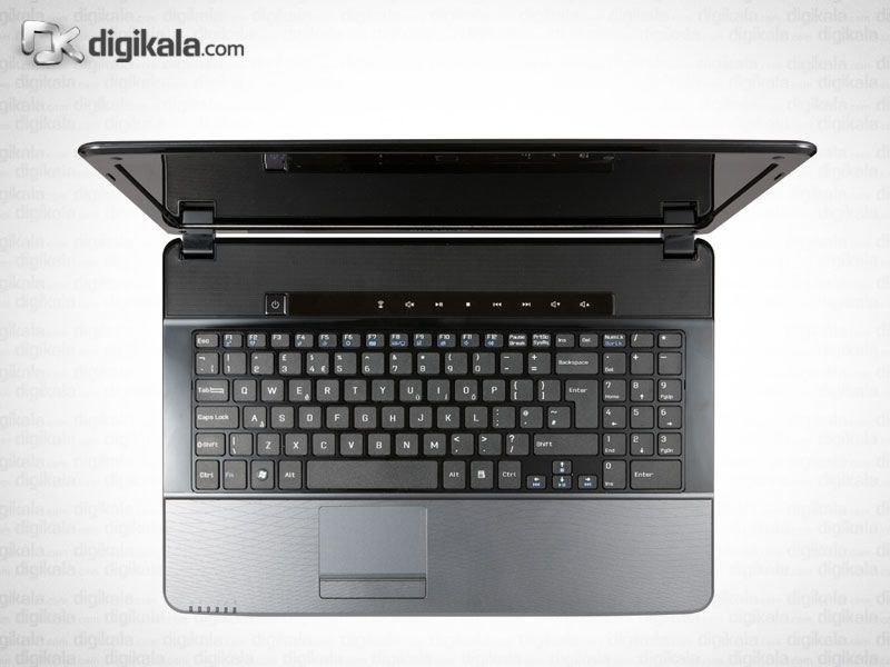 img لپ تاپ ۱۵ اینچ گیگابایت Q2532N  Gigabyte Q2532N   15 inch   Core i5   4GB   500GB   1GB
