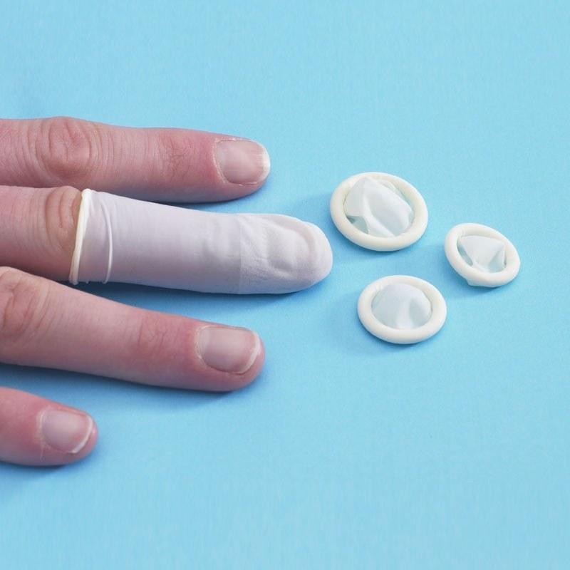 کاندوم انگشتی 20 عددی(مخصوص کرونا – عابر بانک و …)