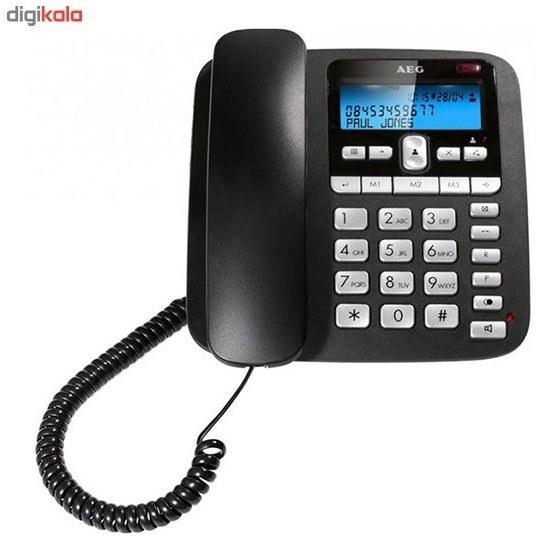 تصویر تلفن آ ا گ مدل Voxtel C110 AEG Voxtel C110 Phone