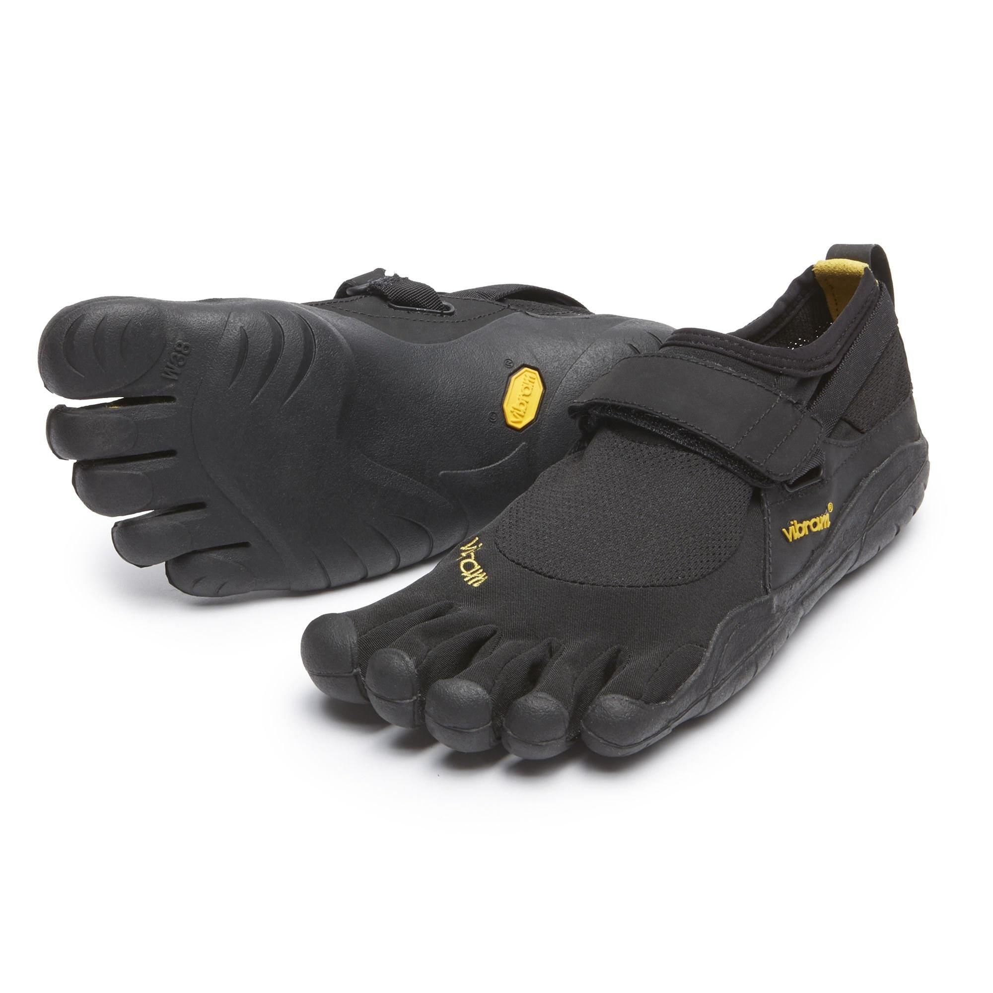 Vibram FiveFingers Women's KSO Shoes & Toesocks Bundle