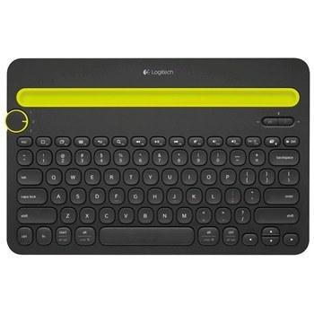 کيبورد بلوتوث لاجيتک مدل کي 480 | Logitech Bluetooth Multi-Device Keyboard K480