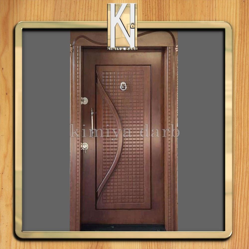 تصویر درب ضد سرقت سوپر لوکس کد 1111