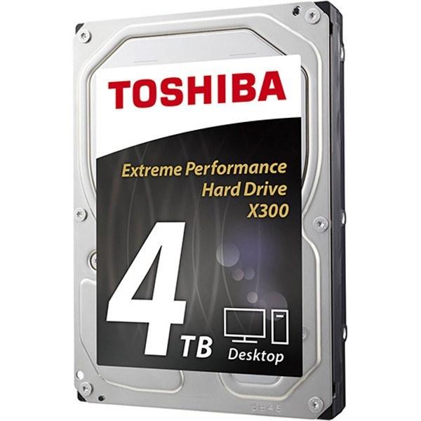 تصویر هارد ایکس 300 توشیبا 5 ترابایت Toshiba X300 7200Rpm 128MB Buffer SATA3 HDD - 5TB