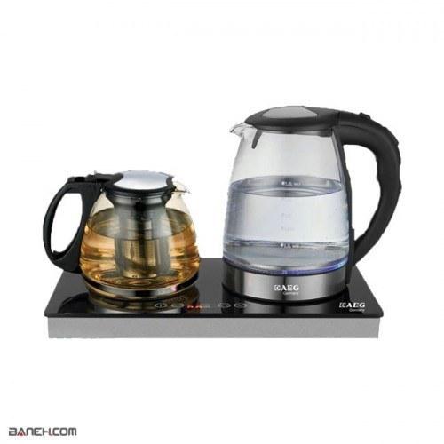 تصویر چای ساز آاگ 2000 وات AEG AE-T231 Tea Maker AEG AE-T231 Tea Maker 2000w