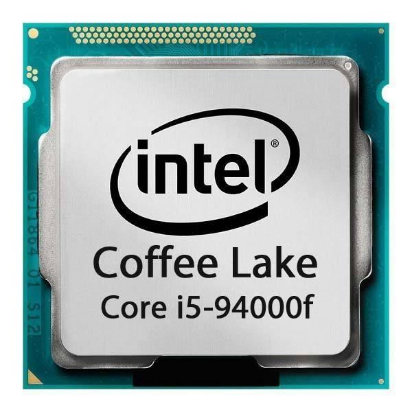 تصویر قیمت و خرید پردازنده مرکزی اینتل سری Coffee Lake مدل Core i5-9400f ا Intel Core i5-9400F Coffee Lake Intel Core i5-9400F Coffee Lake