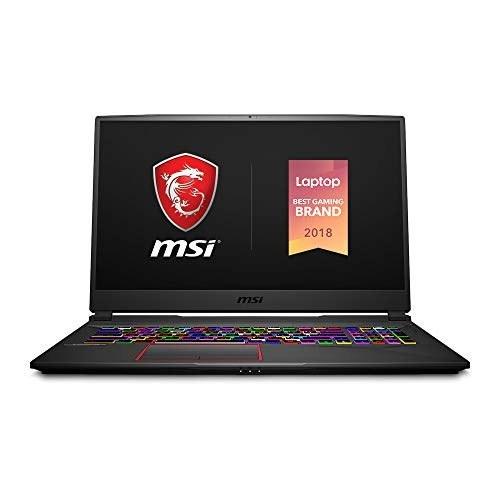 تصویر لپ تاپ ام اس آی 32GB RAM | 1+256GB SSD | 8GB VGA | i7 | GE75  Msi GE75 8SF