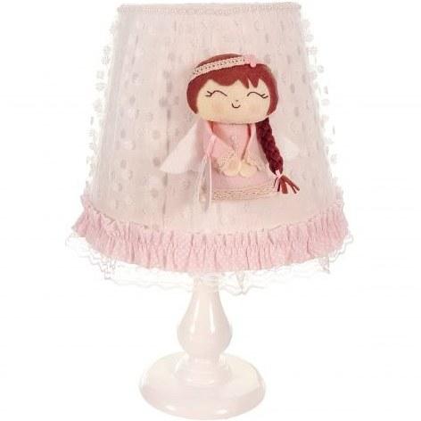 آباژور رومیزی اتاق کودک مدل Ava طرح فرشته کوچولو